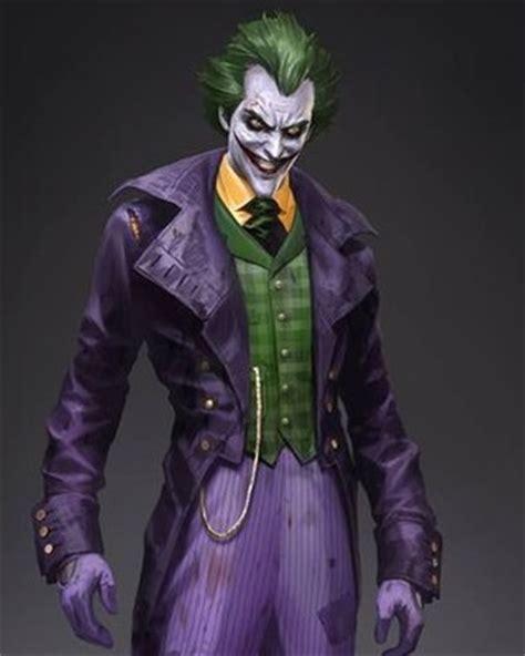 joker concept art  batman arkham origins geektyrant