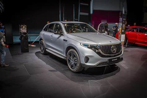 mercedes benz eqc latest news reviews specifications