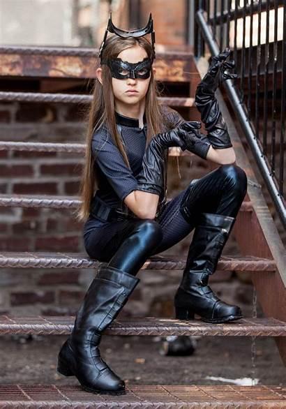 Catwoman Costume Deluxe Rises Knight Dark Batman