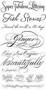 fonts | Cinnamon Kiss Paper Studio | Keepsake Invitations