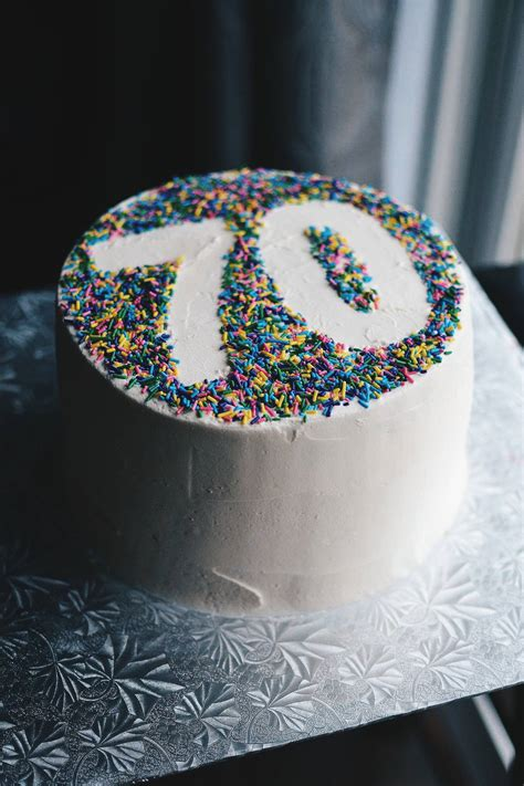 Best 70th Birthday Cake Ideas And Images On Bing Find What You