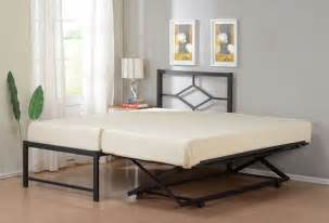 size metal hirise day bed daybed frame with headboard pop up trundle day bed guest