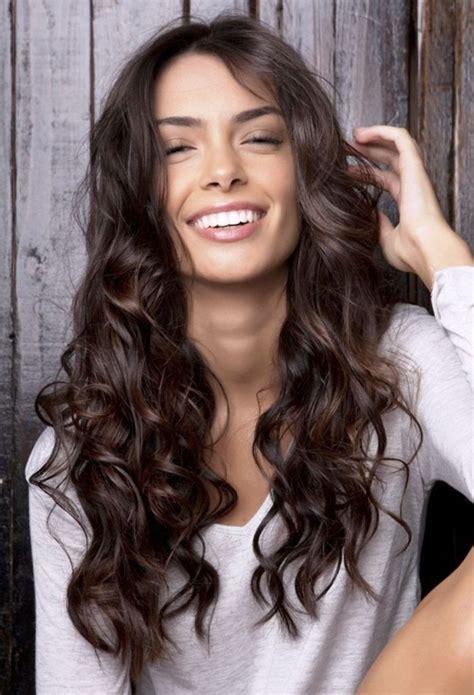 curly hairstyles long hair elle hairstyles