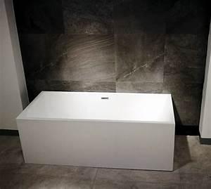 Freistehende Whirlpool Badewanne : freistehende badewanne nadi aus acryl wei 170 x 75 x 60 cm badewelt whirlpool badewannen ~ Indierocktalk.com Haus und Dekorationen