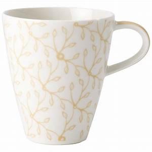 Villeroy Boch Kaffeebecher : villeroy boch becher mit henkel caff club floral vanille online kaufen otto ~ Whattoseeinmadrid.com Haus und Dekorationen