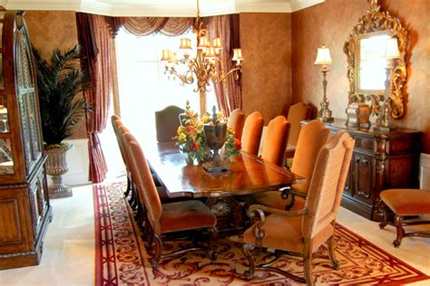 high  dining room furniture