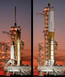 NASA says new heavy-lift rocket not feasible with current ...