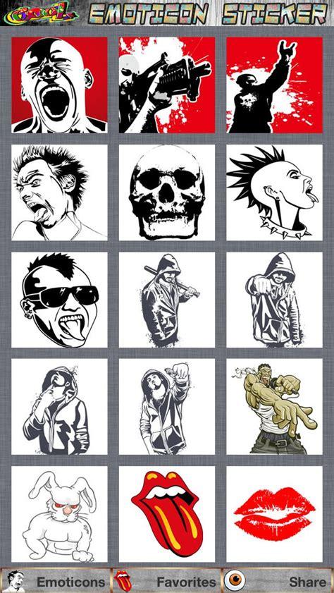 cool hip hop emojiemoticonsfunny memesticker app