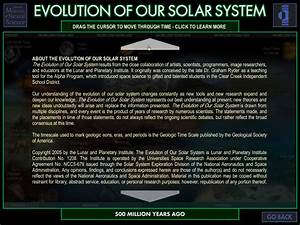 Timeline of Our Solar System - Pics about space