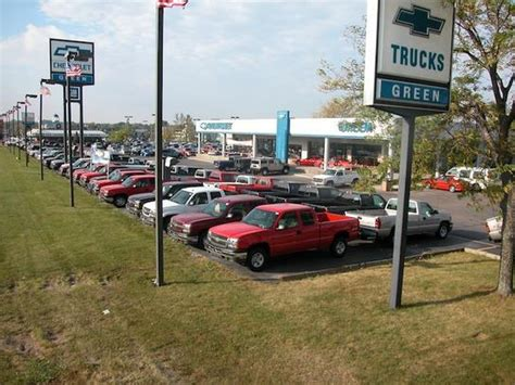 Green Chevrolet  Peoria, Il 61615 Car Dealership, And
