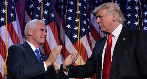 trump pence  discuss cabinet picks tuesday politico