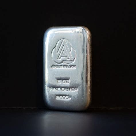 Bitcoin is currently down 15% on the week. 5oz Ainslie Silver Bullion - Ainslie Wealth