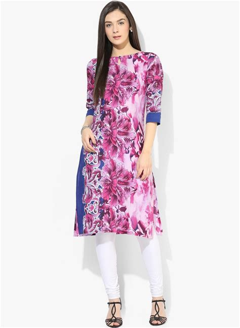 Boat Neck Design Kurti Images by 7 Reasons Why Cotton Kurtis Will Remain Evergreen On Trend