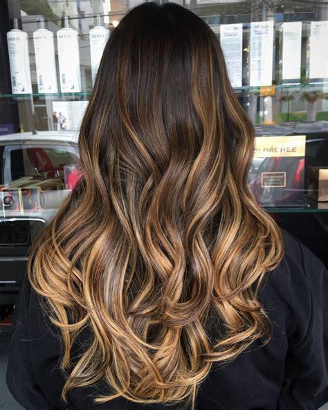balayage rot blond ombre balayage rot blond frisuren trend