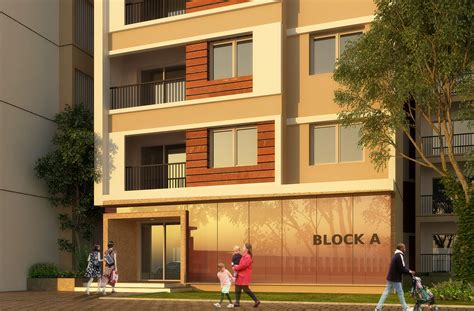 Ongoing Apartments In Whitefield