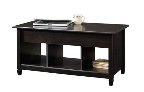 The set also includes six chairs. Dark Wood Coffee Table Set Furnitures | Roy Home Design