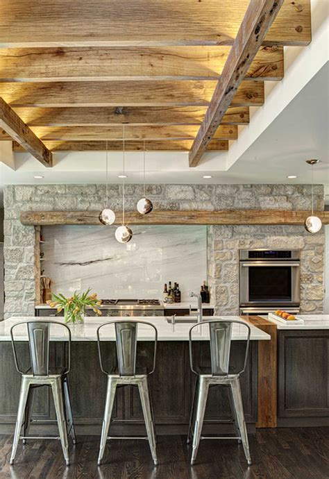 accent ls for kitchen 36 modern farmhouse kitchens that fuse two styles perfectly
