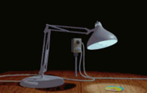 Luxo Jr Collectible L by Alive Like Me Pixar Shorts Luxo Jr Gifs