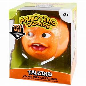 Annoying Orange Talking Kitchen Crew Collectibles With ...