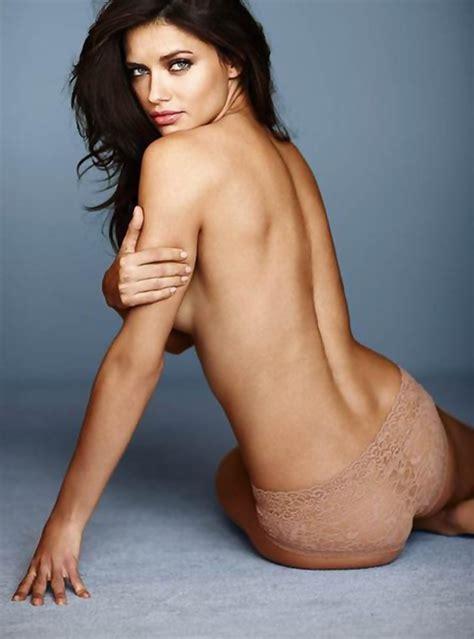 Wowza Adriana Lima Nude Pics Leaked Unseen Photos