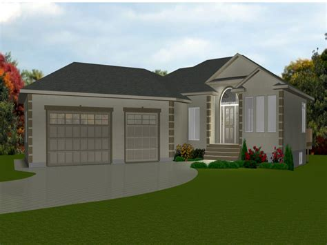 bungalow house plans  attached garage bungalow house plans  porches bungalow house