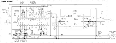 Diagram Of Sony by The Sony Srf 59 Tech Page