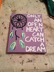 10, Easy, Diy, Canvas, Art, Ideas, For, Beginners