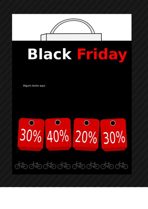 black frigay template clipart black friday template banner