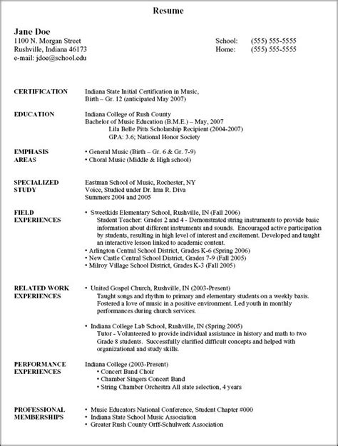 National American Miss Resume Form by Resume Services Reviews