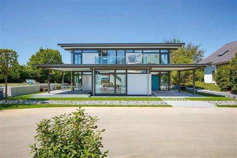 Hausanbau Mit Flachdach by Ein Haus Mit Flachdach Inspiration F 252 R Mehr Wohnraum