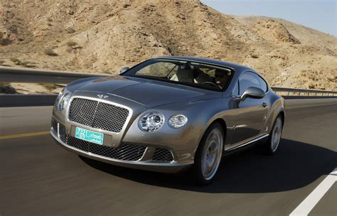 2011 Bentley Continental Gt Pictures/photos Gallery