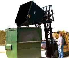 images   dumping trash hoppers  pinterest industrial strength  particle
