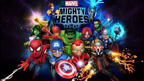 marvel mighty heroes android gameplay hd youtube