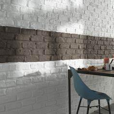 Brique De Parement Blanche : 1000 images about c t parement on pinterest manhattan salons and deco ~ Nature-et-papiers.com Idées de Décoration