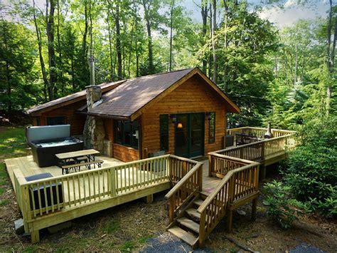 Log Cabin Rentals by Vrbo 877499 Creek Split Lake Front Log Cabin