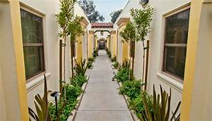 The, Courtyards, In, Long, Beach