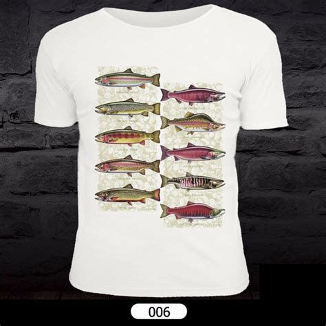 fly fishing  shirt short sleeve sports clothes unisex