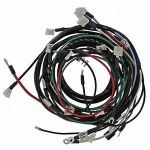 Restoration Quality Wiring Harness Jds2698