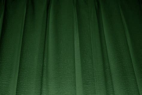 Forest Green Curtains Texture Picture