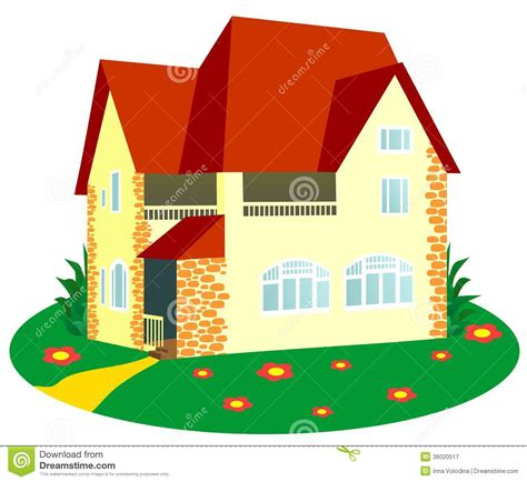 New House Royalty Free Stock Photography  Image 36020517