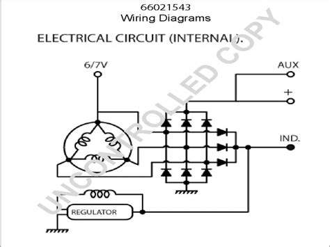 Gm Alternator Schematic by One Wire Alternator Conversion Wiring Diagram Wiring Forums