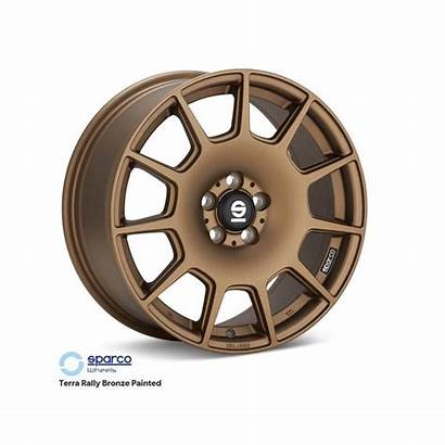 Sparco Terra Wheels 5x100 X7 Primitive 5x114