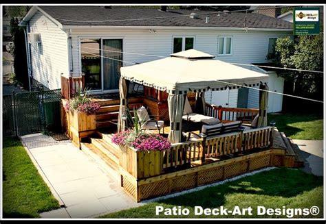 patio deck designs outdoor living modern deck