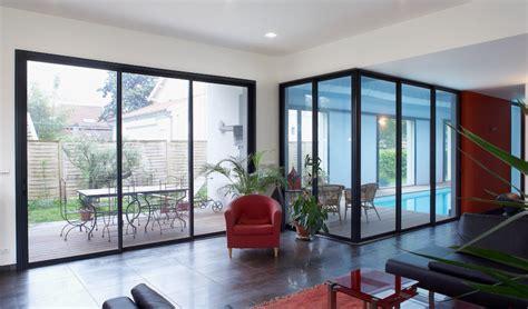 vitre separation cuisine verrière sur mesure composition utilité et prix ooreka