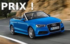 Tarif Audi A3 : ouverture aux commandes l 39 automobile magazine ~ Medecine-chirurgie-esthetiques.com Avis de Voitures