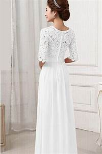 jhonpeters women winter party dresses lace designed long With wedding dresses for women