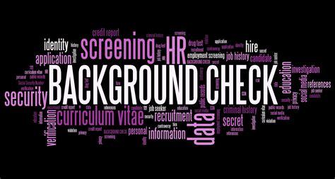Criminal Background Check Companies Background Checks For Employment