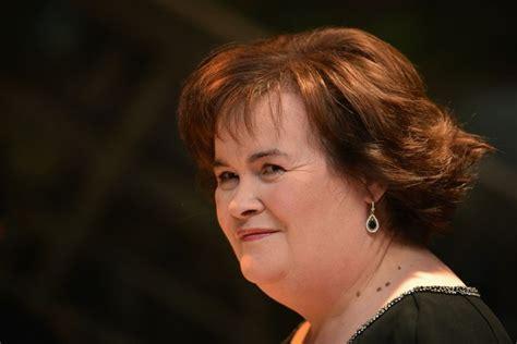 Scottish Singer Susan Boyle Announces First-ever U.s. Tour