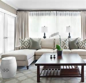 mitchell gold sofa contemporary living room sherwin williams tony taupe williams design