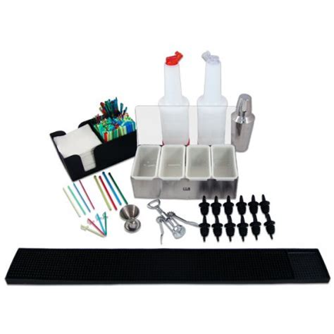 New Bar Accessories by Professional Bar Accessories Kit